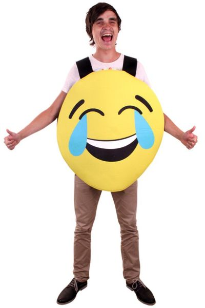 Emoticon smiley Anzug Imoji