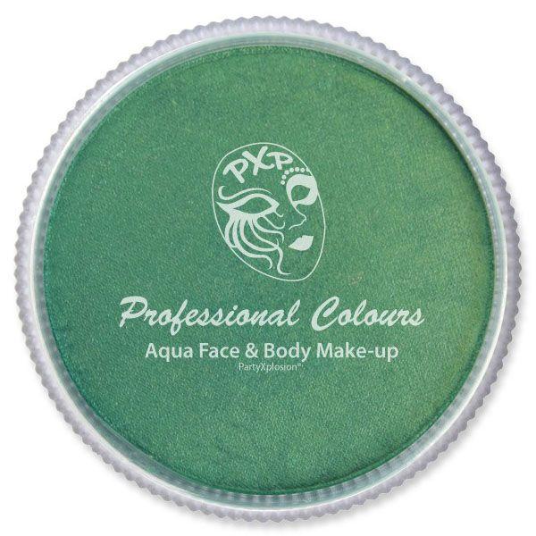 PXP schminke metallic grün PartyXplosion