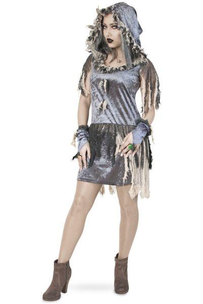 Sexy Zombie Brautkleid