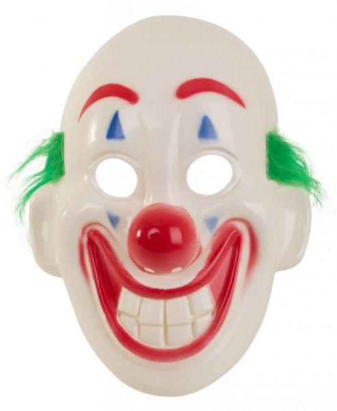 Lustige Clownsmasken