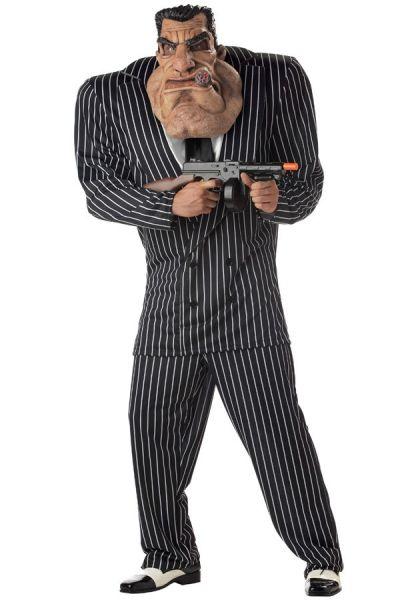 Mafia-Boss Big Tony Kostüm