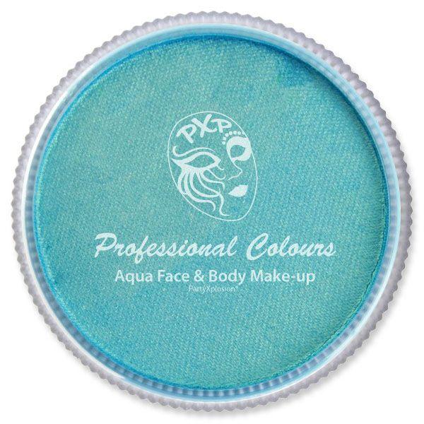 PXP Aqua schminke Pearl blau PartyXplosion