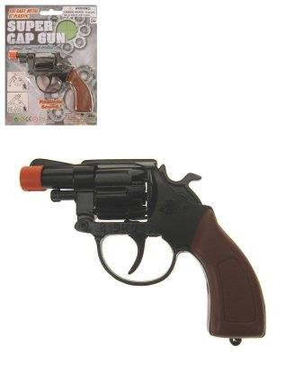 Cap Gun Chief Special 8 Schuss