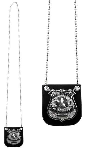 Kette Badge SPECIAL POLICE