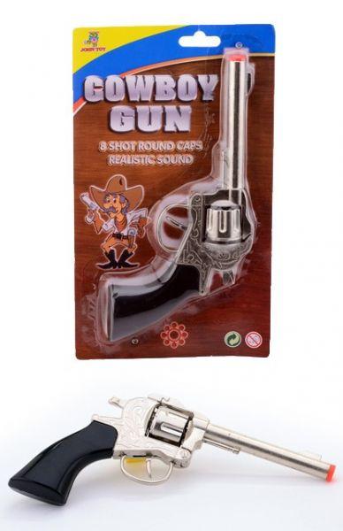 Cowboy Schusswaffe 8 Schuss