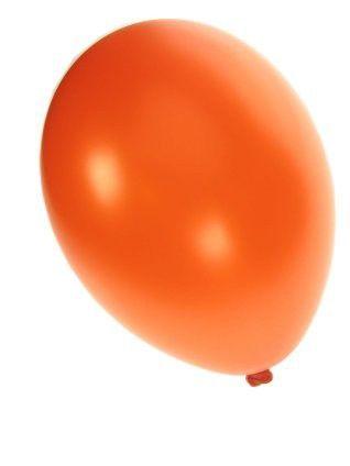 Qualität Balloon metallic orange