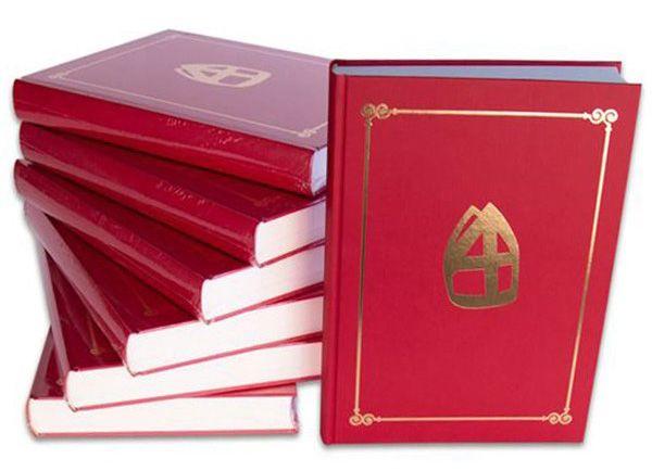 Sinterklaas Buch mit 350 Seiten