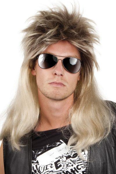 Rocker Perücke Ryan blond