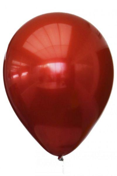 Rote Titanchromballone