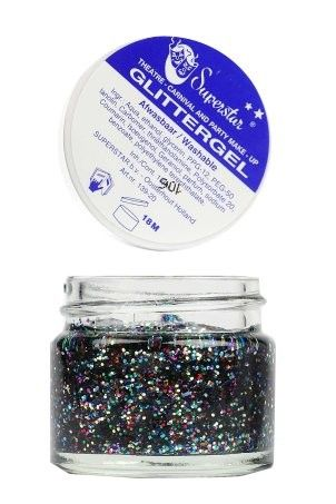 Gel Superstar Glitter bunt