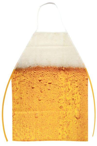 Oktoberfest Bierschort Schaumkragen