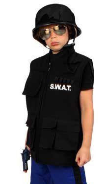 S.W.A.T. Weste Kind