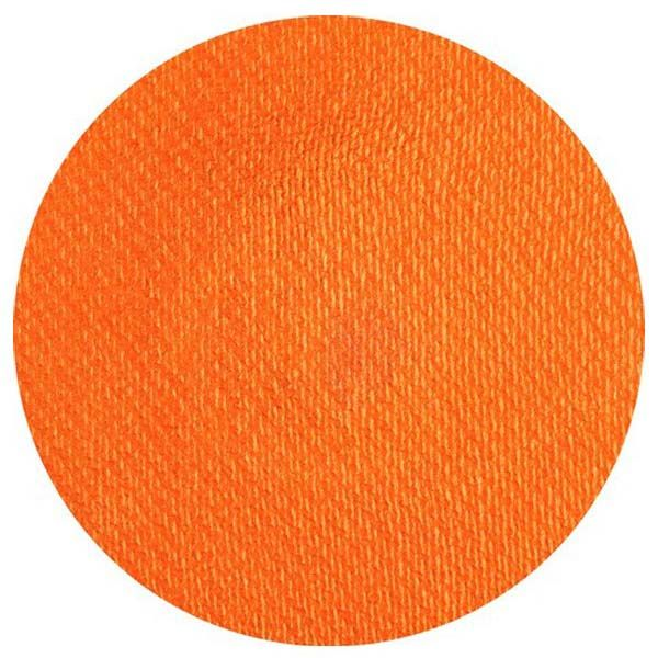 Superstar Schminke Make-up Tiger Orange Shimmer Farbe 136