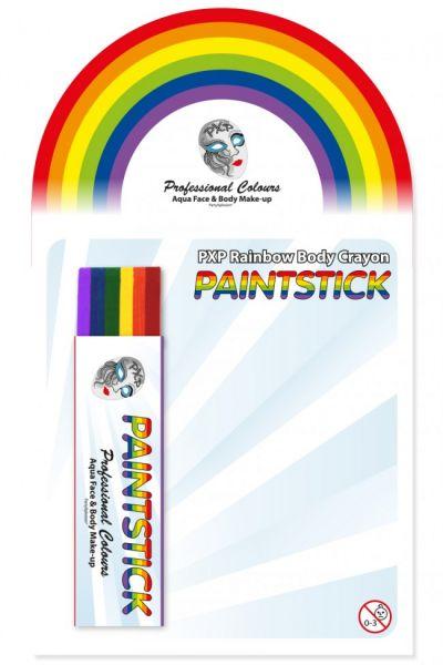 PXP Rainbow Gesichtsbemalungsstift Regenbogen