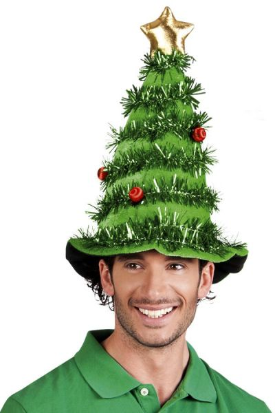 Weihnachtsmütze Weihnachtsbaum mit Weihnachtsstern