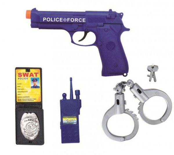 Police SWAT Set 5-teilig