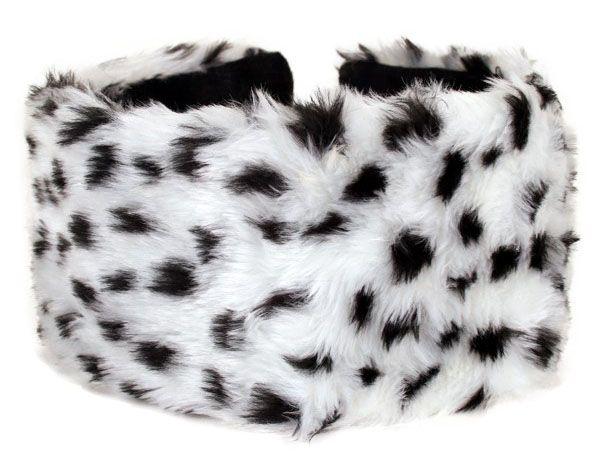 Kopf- Haarband Dalmatiner