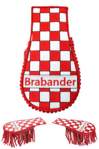 Satz Schulterklappen Brabander