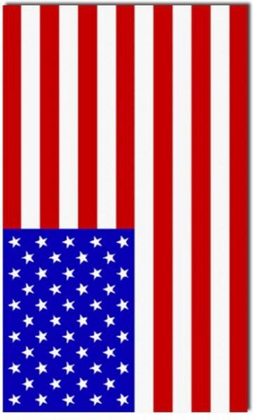 Amerikanische Flagge USA Amerika 90 x150 cm