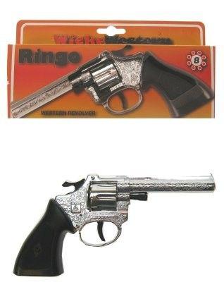 Cowboy Pistole Ringo 8 Schuss