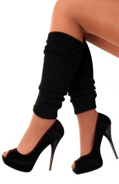 Beinlinge schwarz