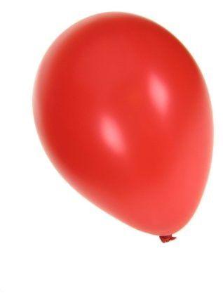 Qualität Balloon metallic rot