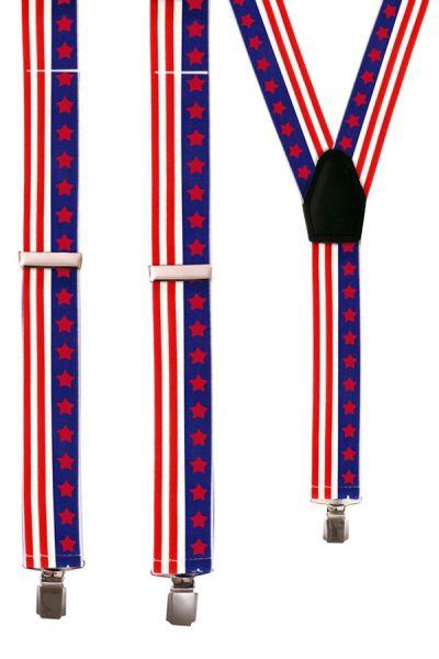 Hosenträger stars stripes USA Amerika