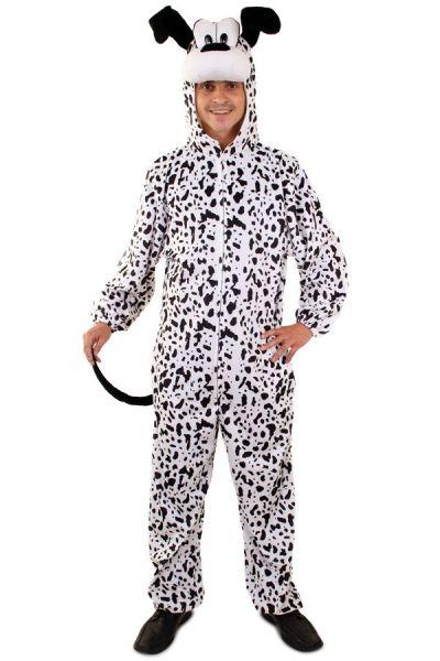 Lustige dalmatinische Hundeausstattung