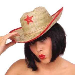 Stetson Cowboyhut Stroh Kind