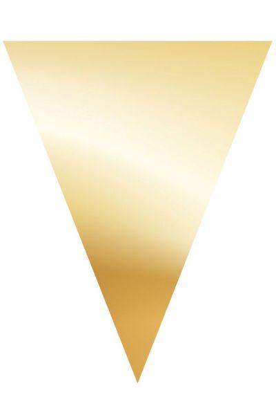 Flaggenleine gold 120m