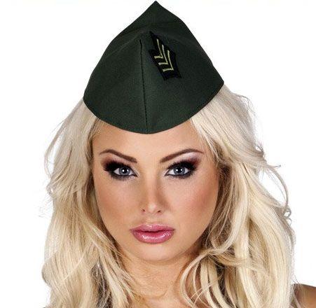 Soldatkappenboot für Damen