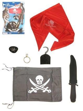 Piratenset 6 Teile