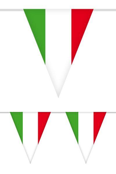Flaggenlinie Italien 60m
