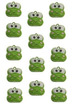 Klingel Frosch Packung mit 12 Stück