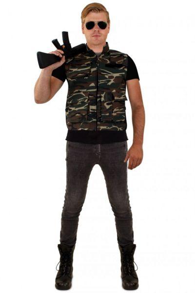 Camouflage Weste Männer