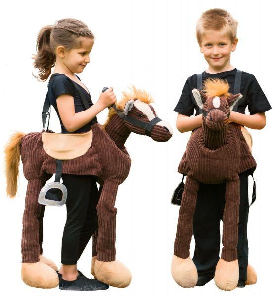 Reiten auf ein Pony Kostüm für Kinder