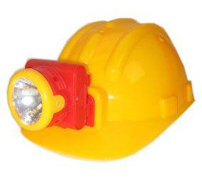 Construction Helm mit Lampe