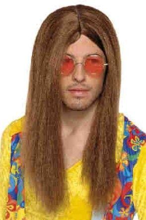 Hippie John Lennon Perücke