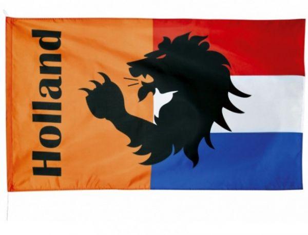Flagge Holländischer Löwe Holland