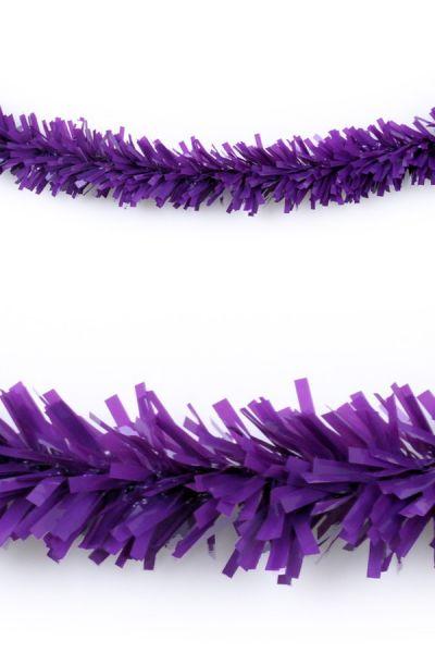 Purple Plastikschlinge 10m feuerfest