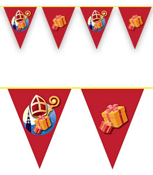 Flaggenlinie Sinterklaas 36m