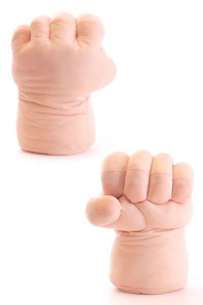 Mega Smash Hand Haut Farbe