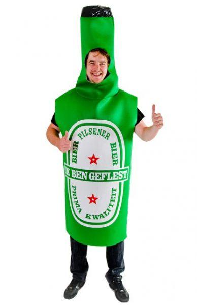 Jungesellen party Bierflasche outfit JGA Kostüm