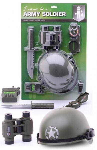 Soldaten-Ausrüstung Spielset