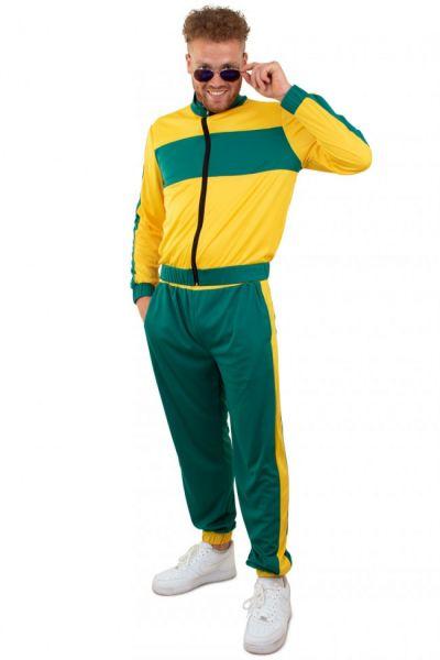 Der 80er Jahre Trainingsanzug Mann