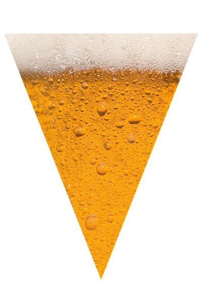 Flaggenleine Bier Schaumkopf 36 Meter