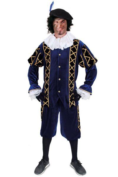 Amigo blauer Anzug schwarz