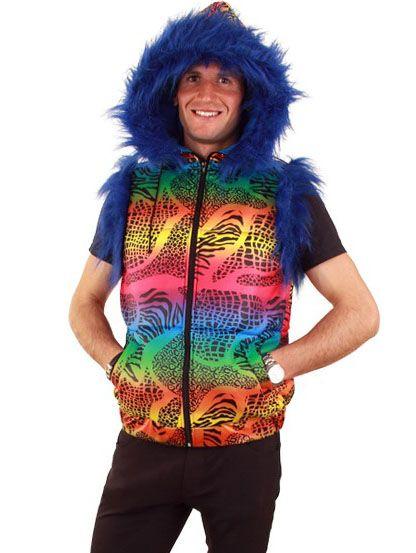 Hippy Bodywarmer Proud Hippie