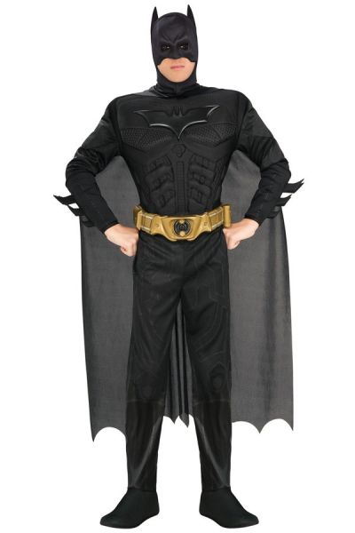 Batman muscle chest outfit