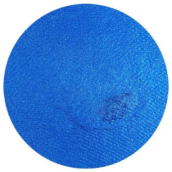 Superstar Schminke Make-up Mystic blau Shimmer Farbe 137